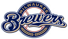 Milwaukee Brewers corn hole set of 2 decals ,Free shipping, Made in USA # on Ebay