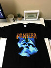 Vintage T-Shirt Pantera Concert Tour Far Beyond Driven World Reprint Size S- 2XL image