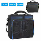 Multifunctional Travel Carry Case Carrying Shoulder Bag Handbag for PS4/Pro/Slim