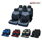 Auto Seat Covers Front Rear Head Rests Universal Protector for Car Truck SUV Van $23.57 CAD on eBay