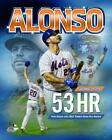 Pete Alonso New York Mets 53rd MLB Home Run Composite Photo WQ023 (Select Size) on Ebay