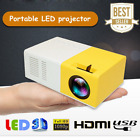 Led Mini Projector Ultra Portable HD 1080P Home Theater - 50 OFF- HOT SALE