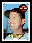 1969 Topps 283-645 VG-EX Pick From List All PICTURED on Ebay