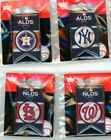 2019 ALDS NLDS Banner Pin Choice 4 Pins Yankees Nationals Cardinals Astros MLB a on Ebay