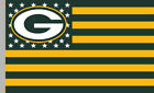 Green bay Packers Football team Star and Strip Flag 90x150cm 3x5ft best banner $10.9 USD on eBay