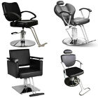 Hydraulic Barber Chair Salon Styling Shampoo Beauty Spa Hairdress Equipment US