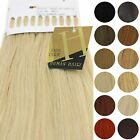 Human Hair I Tip Extensions Set 100x 1g Strands Keratin Bonding 49cm 18HH-1G New