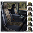 Seat Covers Realtree Camo For Chevy Suburban Coverking Custom Fit
