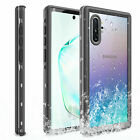 NEW Waterproof Case For Samsung Galaxy Note 10 + Plus Shockproof Dirtproof Cover