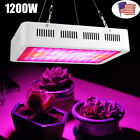 Full Spectrum Plant Grow Lamp Bulb Hydroponics Vegs Flowering Panel Light US
