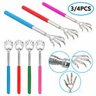 3/4PCS Bear Eagle Claw Telescopic Metal Extendable Back Scratcher Back Massager