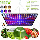 1500W 225LED Grow Light UV Growing Lamp Indoor Veg Plants Hydroponic Plant Lamp