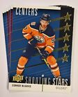 2019-20 Upper Deck Hockey Series 1 SHOOTING STARS CENTERS Insert (Pick Your Own) $7.99 USD on eBay