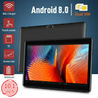10.1 inch 4G-LTE Metal Tablet PC 8GB 128GB Android 8.0 Dual SIM GPS WIFI Phablet