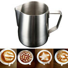 3 Size Stainless Steel Coffee Frothing Pitcher Milk Latte Art Pour Jug Pot Sanw