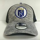 Kansas City Royals Cap New Era 39Thirty Stretch Clubhouse Neo Mesh Hat Throwback on Ebay
