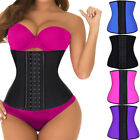 Kyпить US Fajas Colombian Body Shaper Waist Trainer Cincher Slim Shapewear LATEX Girdle на еВаy.соm