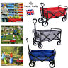 More images of Outdoor Collapsible Folding Wagon Cart Garden Beach Utility Buggy Camping 150Lbs