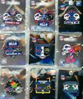 Bills 2012 & 2013 Game Day Pin Choice 9 pins Jets Rams Dolphins Falcons Ravens + $5.4 USD on eBay