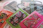 NWT Vera Bradley Colorful Hair Elastics pony tails **MULTIPLE RETIRED PATTERNS**