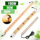 80W 90W 180W Warm Full Spectrum LED Grow Light Plant Tube for Hydroponics Flower