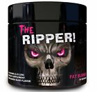 Cobra Labs The RIPPER Explosive Fat Burner Pre-Workout 30 Servings JNX Label.