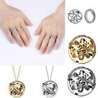 Women Men Vintage Ring Universe Ball Shape Finger Ring Couple Jewelry Gift Code