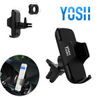 YOSH Universal Mobile Car Phone Holder Mount Air Vent Stand Cradle Fr iPhone GPS