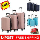 Kyпить Luggage Set Travel Bag Trolley Spinner Carry On Suitcase With TSA Lock 10 Color на еВаy.соm