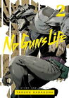 001 No Guns Life - Juzo Inui Fight Hot Japan Anime 24*x34* Poster