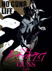 005 No Guns Life - Juzo Inui Fight Hot Japan Anime 24*x32* Poster