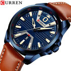 Curren Men Watch Quartz Movement Exquisite Sport Male Luxury Wristwatch 8379 image