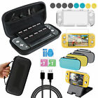 7in1 Accessories Set Multi Storage Bag+Case Cover+Stand For Nintendo Switch Lite