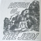 Junk Food Star Wars Return of the JEDI Destroyed Finish 100%Trunk Cotton T-shirt $32.0 USD on eBay