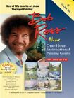 BOB ROSS JOY OF PAINTING NINE ONE HOUR INSTRUCTIONAL PAINTING GUIDES New 10 DVD