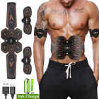 Smart Muscle ABS Stimulator Toner Rechargeable Arm Patch Toning Belts Trainer image