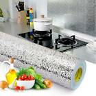 Waterproof Oil-proof Self Adhesive Aluminum Foil Wall Sticker Home/kitchen Decor