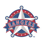 Texas Rangers cornhole set of 2 decals ,Free shipping, Made in USA #7 on Ebay