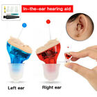 Mini in Ear Hearing Aid Invisible Digital Sound Amplifier Ear Aid Assistance
