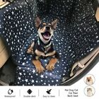 Pets Dog Cat Seat Non Slip Backing Car Carrier Seat Cover Waterproof Hammock