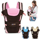 Kyпить Baby Carrier Toddler Backpack Breathable Adjustable Infant Holder Newborn Wrap на еВаy.соm