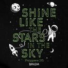Shine Like A Star | Kids' Christian T-shirt | Adonai Armor