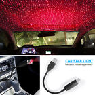 USB Car Accessories Interior Atmosphere Star Sky Lamp Ambient Star Night Light