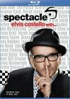 SPECTACLE ELVIS COSTELLO WITH SEASON 1 New Blu-ray