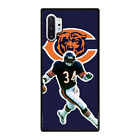 CHICAGO BEARS WALTER PAYTON Samsung Galaxy Note 5 8 9 10 Plus Case Phone Cover $15.9 USD on eBay