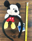 50 Styles Mickey Minnie Mouse Ears Disney Park Sequined Belle Bow Headband