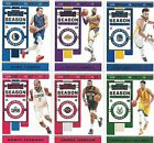 2019-20 PANINI CONTENDERS BASKETBALL - SEASON TICKET CARDS #1-100 - YOU PICK! on eBay