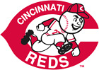 CINCINNATI REDS corn hole set of 2 decals ,Free shipping, Made in USA # on Ebay
