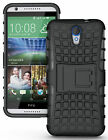 NEW GRENADE GRIP RUGGED TPU SKIN HARD CASE COVER STAND FOR HTC DESIRE 620 PHONE