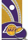 Los Angeles Lakers Cornhole Wrap NBA Decal Sticker Surface Texture Single M2181 on eBay